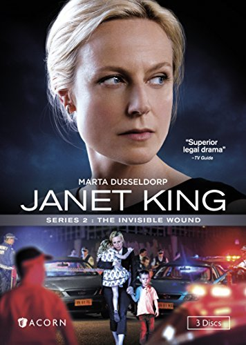 Janet King Series 2 DVD