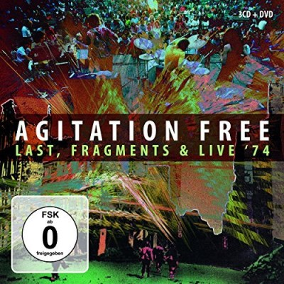 Agitation Free Last Fragments & Live '74