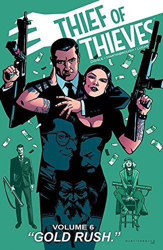 Andy Diggle Thief Of Thieves Volume 6