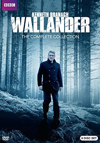 Wallander The Complete Collection DVD
