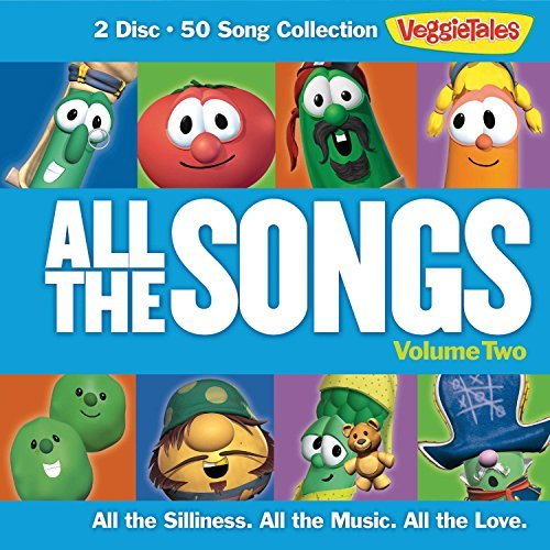 Veggietales All The Songs Vol. 2