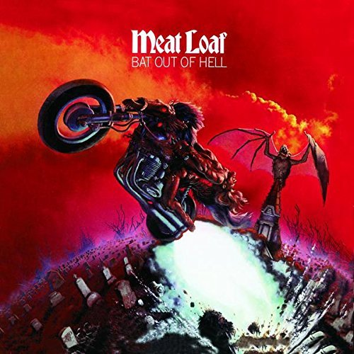 Meat Loaf Bat Out Of Hell Sacd