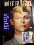 Angela Bowie Backstage Passes