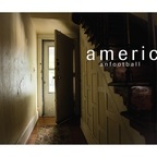 American Football American Football (lp2) (red Orange Starburst Vinyl) 180 Gram Limited To 2000