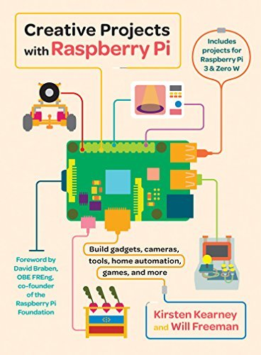 Kirsten Kearney Creative Projects With Raspberry Pi