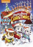 Paw Patrol Pups Save Christmas DVD