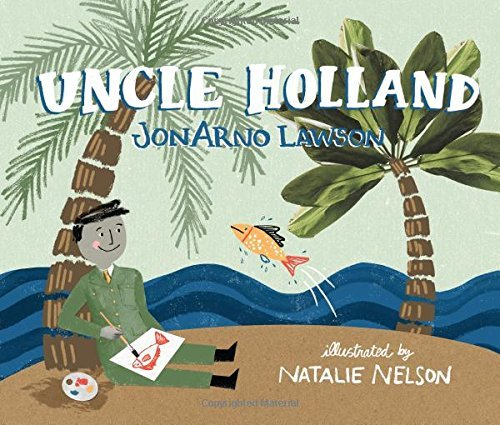 Jonarno Lawson Uncle Holland