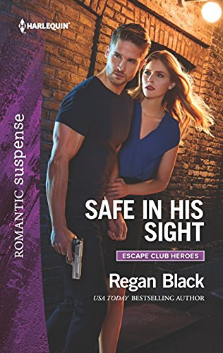 Regan Black Safe In His Sight Original