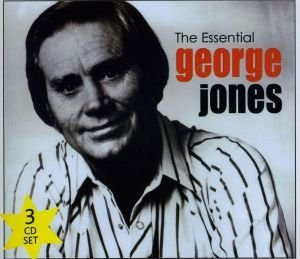 George Jones Essential George Jones 3 CD