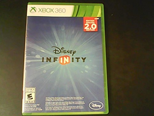 Xbox 360 Disney Infinity 2.0 Game Only