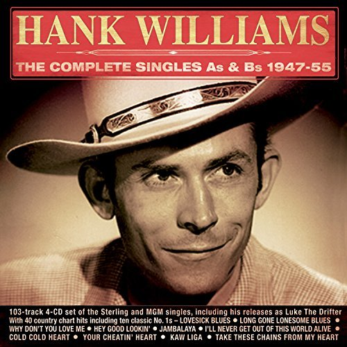 Hank Williams Williams Hank Complete Singles
