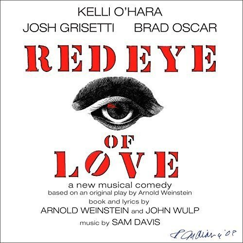 Red Eye Of Love Studio Cast Recording
