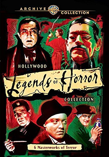 Hollywood Legends Of Horror Co Hollywood Legends Of Horror Co DVD Mod This Item Is Made On Demand Could Take 2 3 Weeks For Delivery