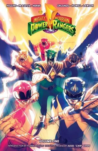 Kyle Higgins Mighty Morphin Power Rangers Volume 1