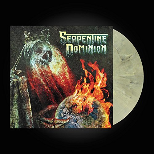 Serpentine Dominion Serpentine Dominion (green Grey Vinyl)