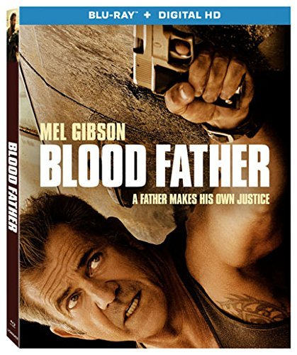 Blood Father Gibson Moriarty Blu Ray Dc R