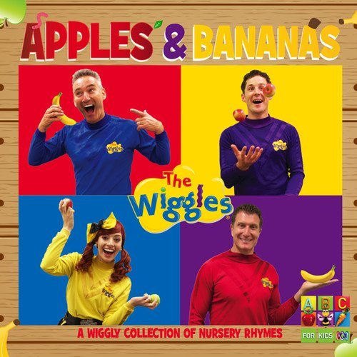 Wiggles Apples & Bananas