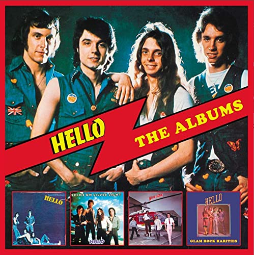 Hello Hello The Albums Import Gbr Box Set Deluxe Ed.