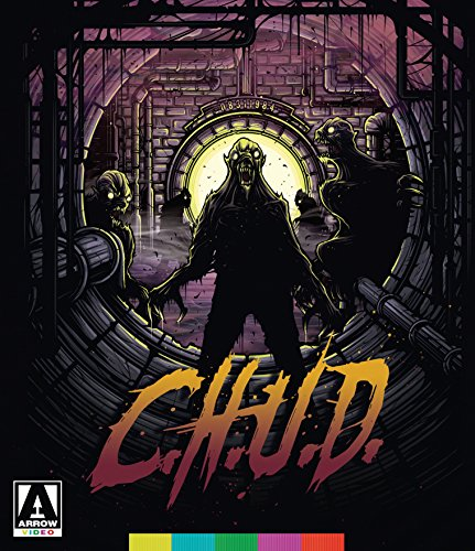 C.H.U.D. Heard Stern Curry Blu Ray DVD R