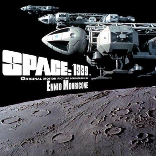 Ennio Morricone Space 1999 Import Ita