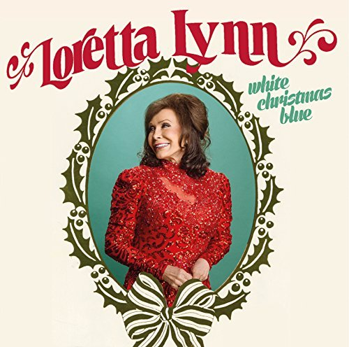 Loretta Lynn White Christmas Blue