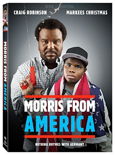 Morris From America Robinson Christmas DVD Dc R