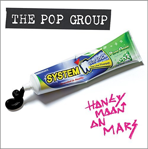 Pop Group Honeymoon On Mars