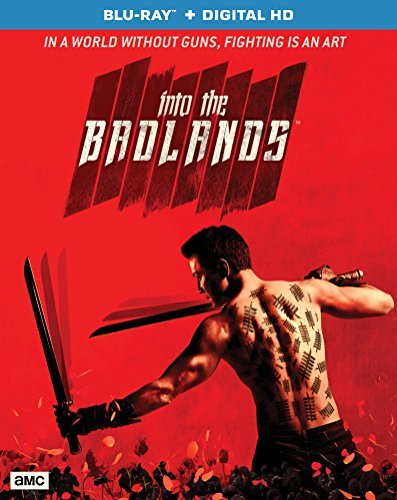 Into The Badlands Season 1 Blu Ray