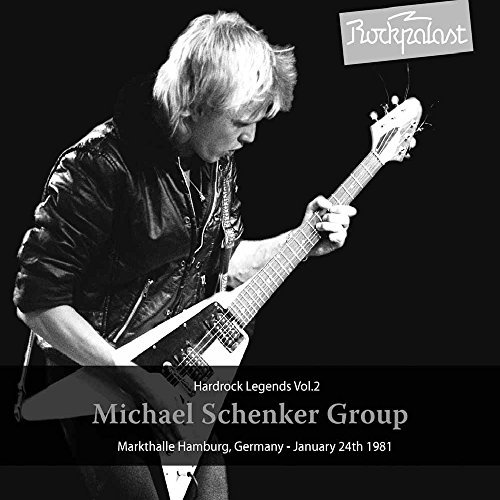 Michael Schenker Group Hard Rock Legends Vol. 2 Markthalle 19