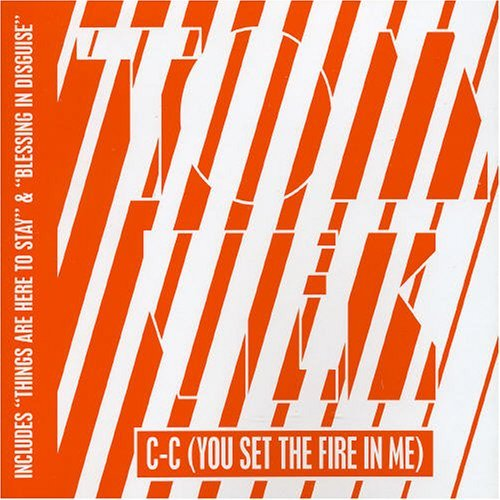 Tom Vek C C (you Set The Fire In Me) Import Gbr