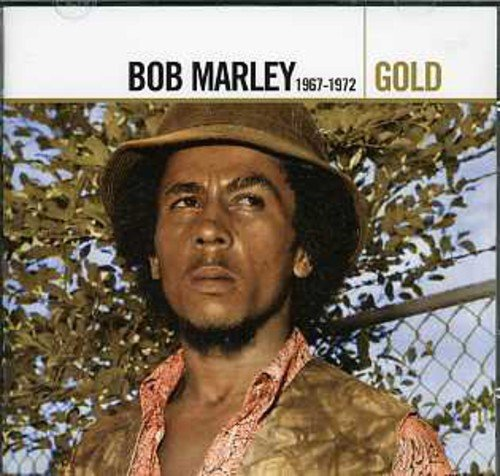 Bob Marley & The Wailers Gold (1967 1972) Import Eu 2 CD