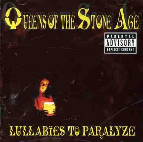 Queens Of The Stone Age Lullabies To Paralyze Import Eu Incl. Bonus Track