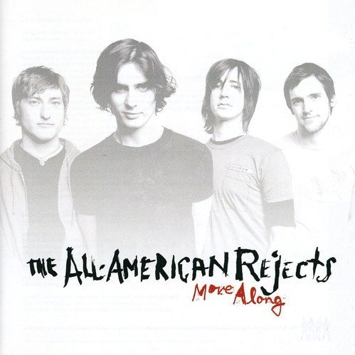 All American Rejects Move Along Import Gbr Incl. Bonus Track