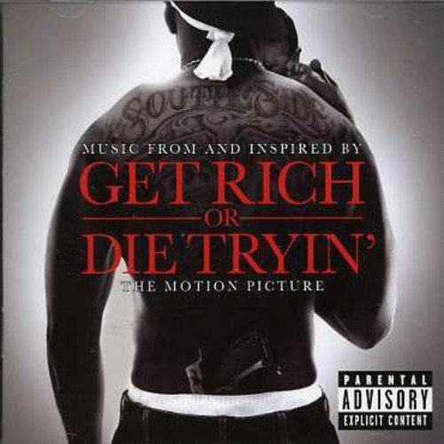 Get Rich Or Die Tryin' Soundtrack Import Gbr Incl. Bonus Track