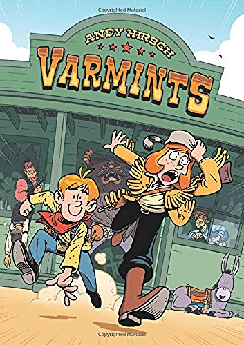Andy Hirsch Varmints