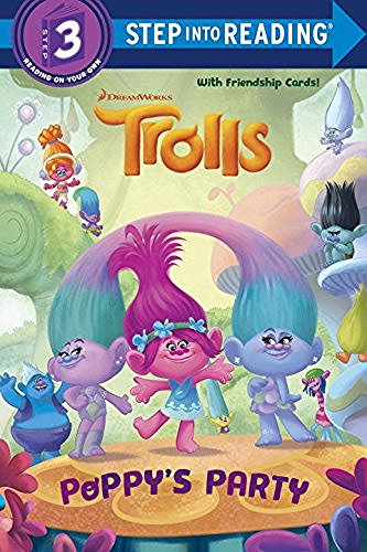 Frank Berrios Poppy's Party (dreamworks Trolls)