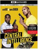 Central Intelligence Johnson Hart 4k Pg13