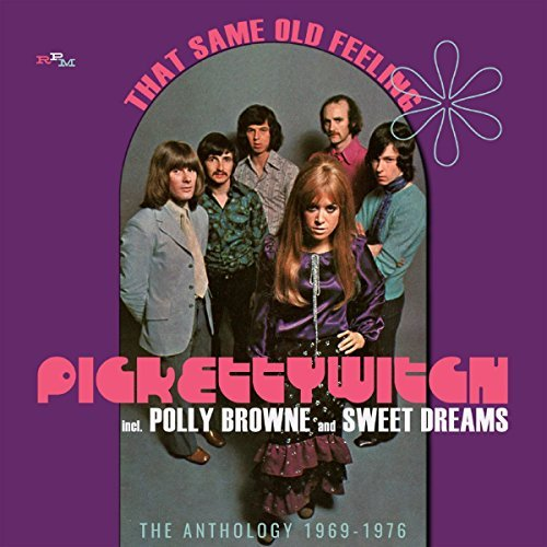 Polly Pickettywitch Brown That Same Old Feeling Antholo Import Gbr 2cd