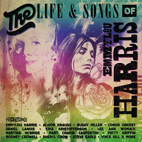 The Life & Songs Of Emmylou Harris An All Star Concert Celebration CD Blu Ray