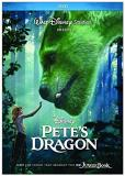 Pete's Dragon (2016) Redford Howard Fegley DVD Pg