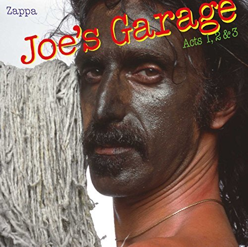 Frank Zappa Joe's Garage 3 Lp