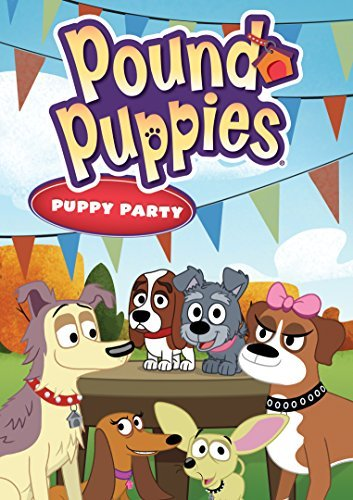 Pound Puppies Puppy Party DVD