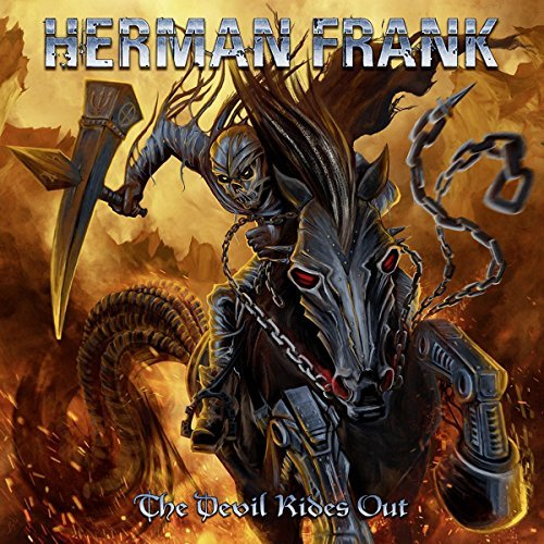 Herman Frank The Devil Rides Out [ltd. Edit