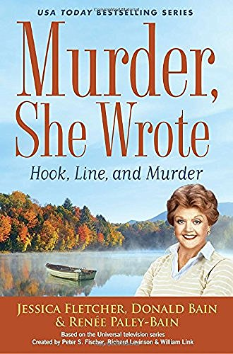 Jessica Fletcher Hook Line And Murder