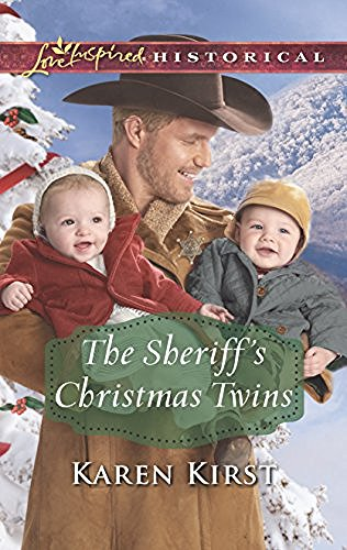 Karen Kirst The Sheriff's Christmas Twins