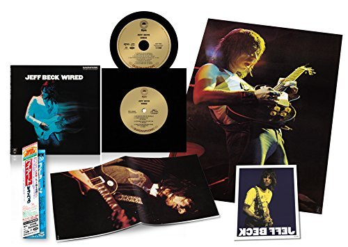 Jeff Beck Wired (sacd Haybrid) Import Jpn