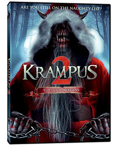 Krampus Devil Returns Krampus Devil Returns DVD Nr
