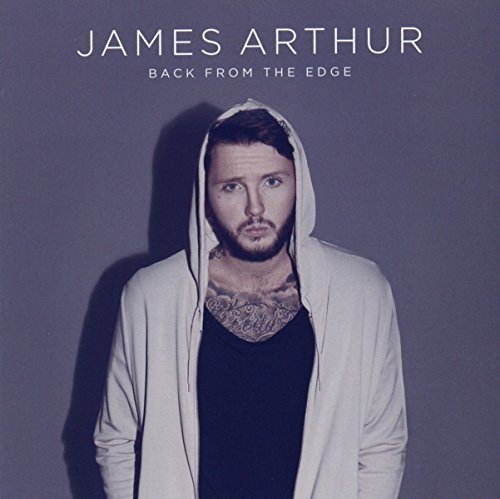 James Arthur Back From The Edge Import Gbr