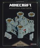 Mojang Ab Minecraft Exploded Builds Medieval Fortress An Official M