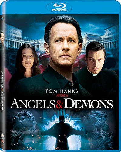 Angels & Demons/Hanks/Zurer/Mcgregor/Skarsgard@Blu-ray@Pg13